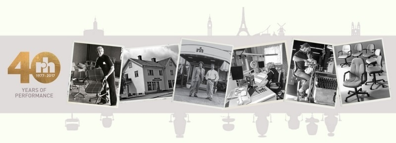 RH40 - Celebrating 40 years of success