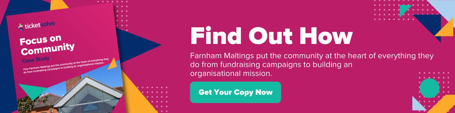 Farnham Maltings Case Study