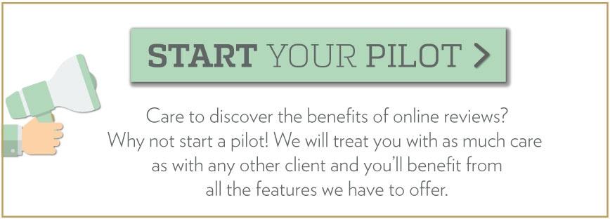 Start your pilot