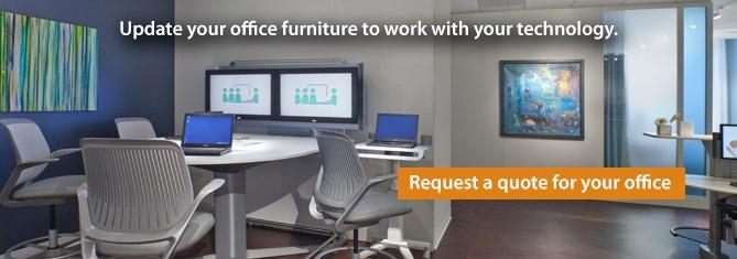 Request a quote for your office