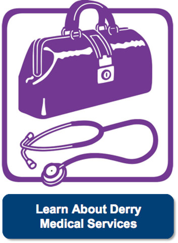 Learn about Derry Medical Services