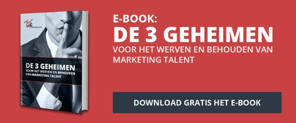 De 3 geheimen voor het werven en behouden van marketing talent