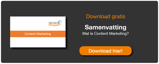 Download de samenvatting van Content Marketing