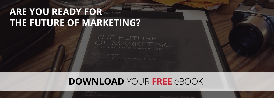 Future of Marketing eBook