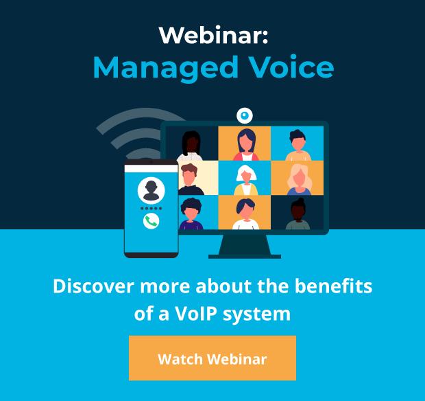 managed voice webinar