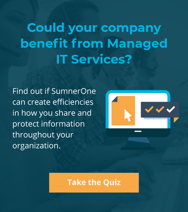 Take the Managed IT Services quiz
