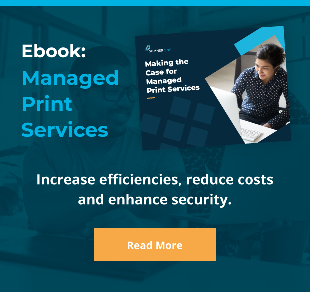 making the case for managed print services