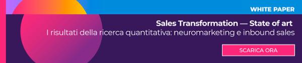 sales transformation neuromarketing inbound sales