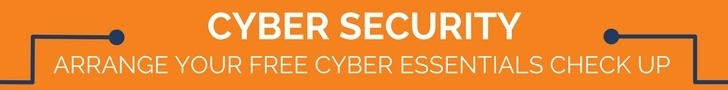 Arrange your free cyber essentials check up