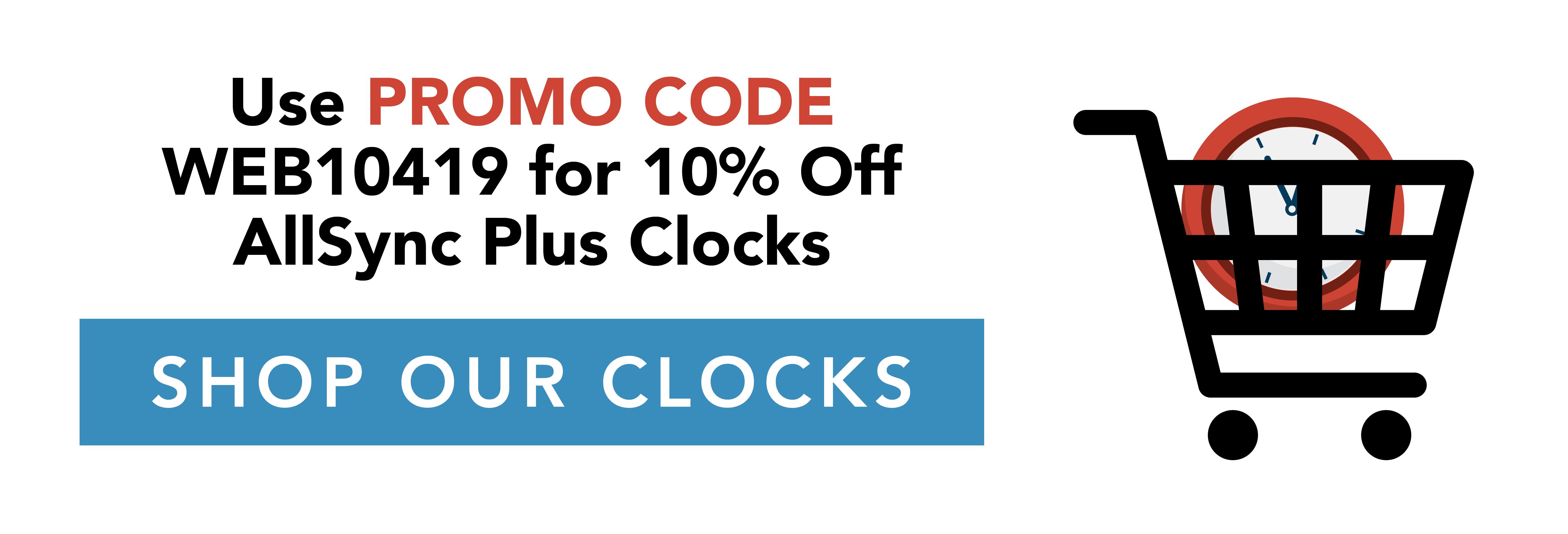 shop our clocks