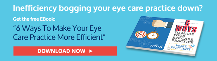 practice efficiency eye care e-guide