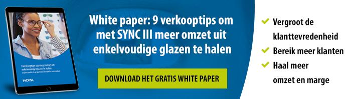 9 verkooptips om met SYNC III meer omzet uit enkelvoudige glazen te halen, download gratis white paper