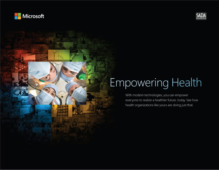 Microsoft Cloud Healthcare ebook