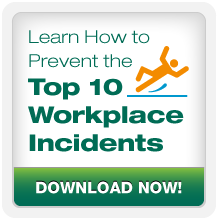 Learn how to prevent the top 10 workplace incidents