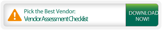 Download the Vendor Assessment Checklist