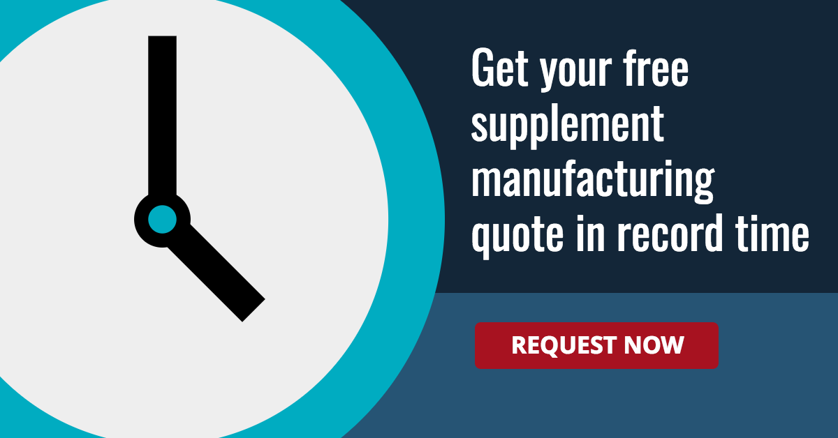 Get a 100% free manufacturing quote in record time