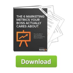 6 marketing metrics ebook