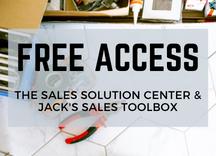 Jack's Sales Toolbox