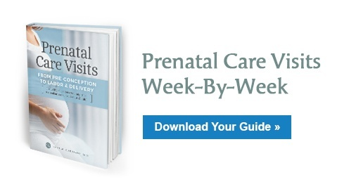 Prenatal Care Visits Week-by-Week