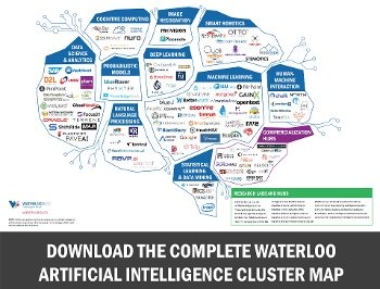 Download the Waterloo 2019 AI Cluster Map Now!
