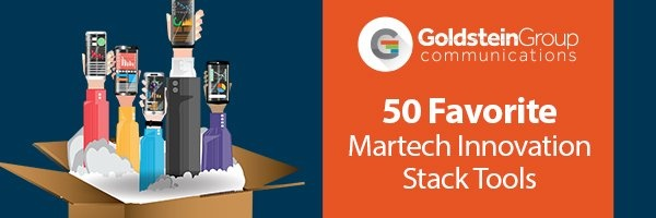 martech innovation stack tools