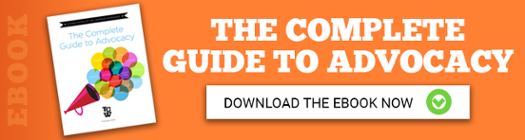 Click to Download The Complete Guide to Advocacy!