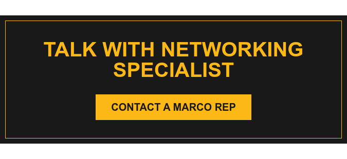 Talk with Networking Specialist Contacta Marco Rep