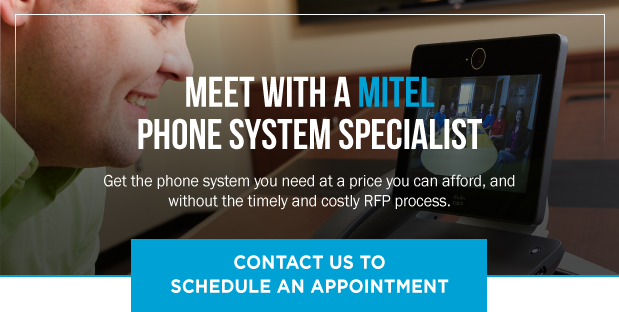 Get a Mitel phone system that fits your budget.