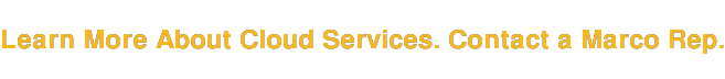 Learn More About Cloud Services