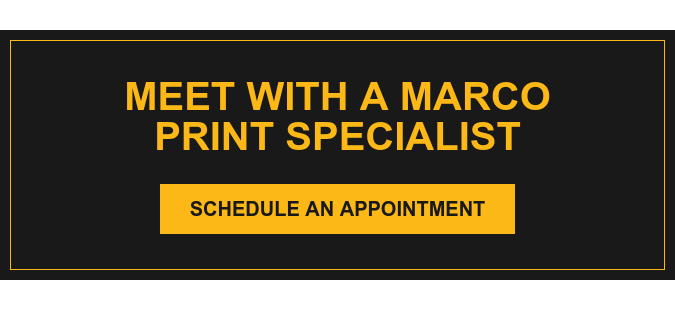 NJPA Print Services Vendor: Marco, Inc.