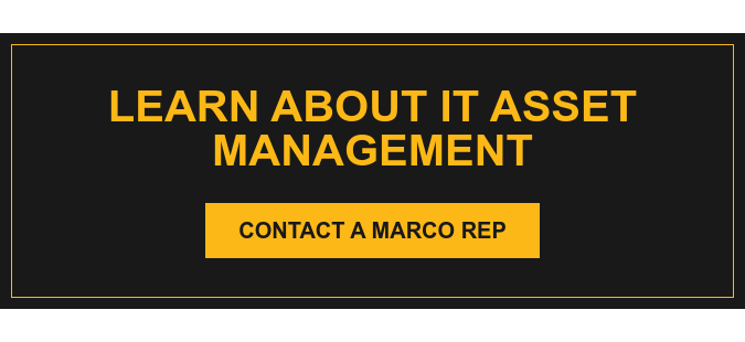 Learn About IT Asset Management Contact a Marco Rep