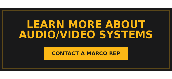 Learn More About Audio/Video Systems