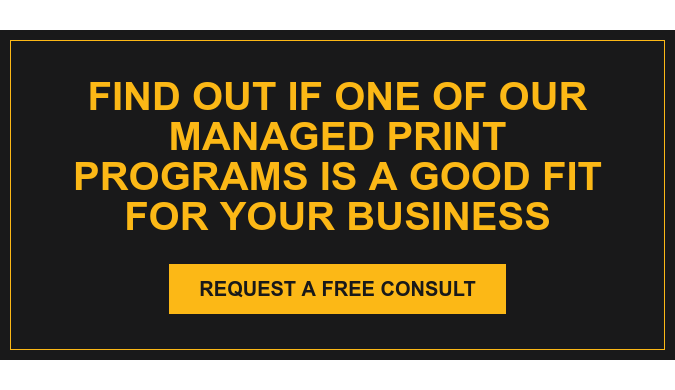 Learn More About Managed Print Services