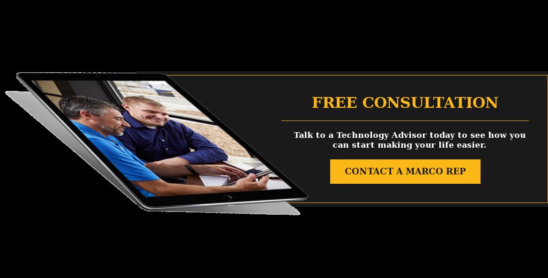 Ask a Marco Technology Advisor