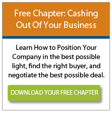 Free Chapter Cashing Out of Your Business Book
