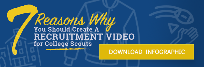 7 Reasons Why You Should Create a Recruitment Video for College Scouts