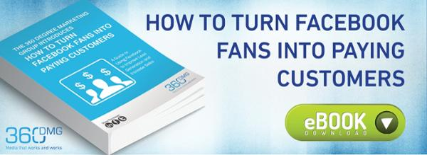 The 360 Degree Marketing Group Facebook Fans Ebook for Small Business Owners