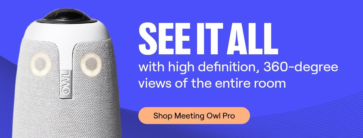 owl labs meeting owl pro shop 360 degree camera