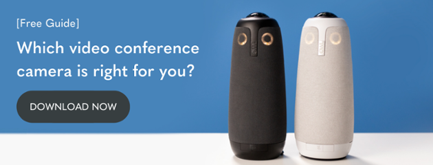 Which video conference camera is right for you?