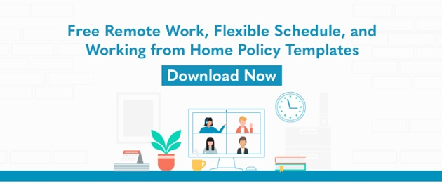 working from home policy templates