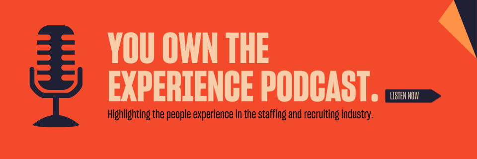 You Own the Experience Podcast - Listen Now
