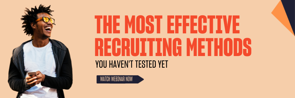 Recruiting Methods You Haven't Tested | Able