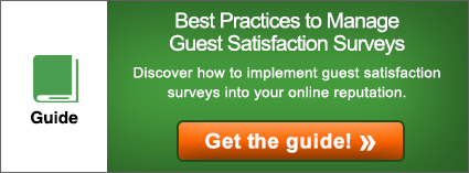 best practices to manage guest satisfaction surveys