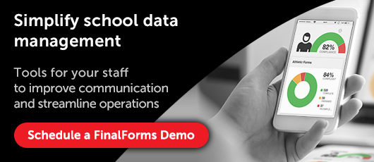 Simplify School Data Management FinalForms Demo
