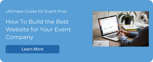 How To Build the Best Website for Your Event Company