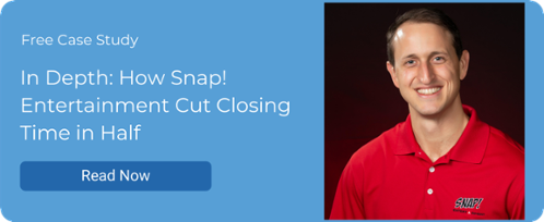 In Depth: How Snap! Entertainment Cut Closing Time in Half