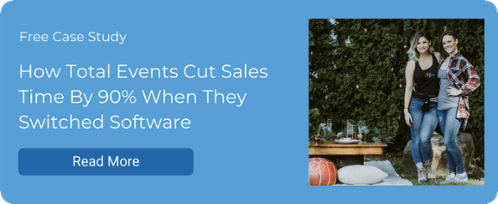 How Total Events Cut Sales Time By 90% When They Switched Software