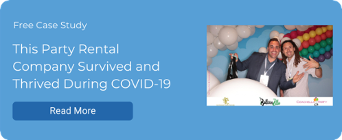 This Party Rental Company Survived and Thrived During COVID-19