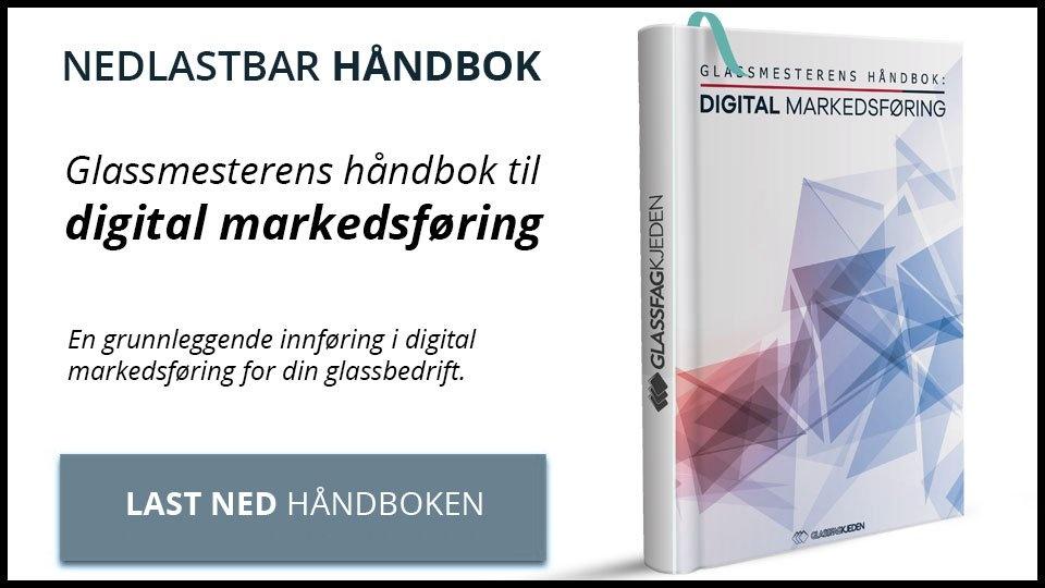 Digital markedsføring for glassmestere