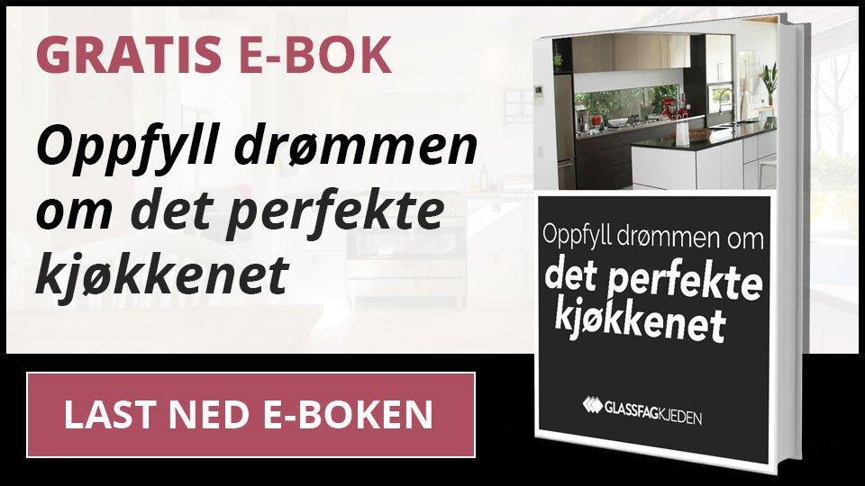 Gratis E-bok: Oppfyll drømmen om det perfekte kjøkkenet